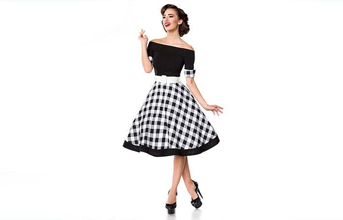 e3e77c661 Enamórate de estos hermosos Vestidos Vintage de los años 50 s ...