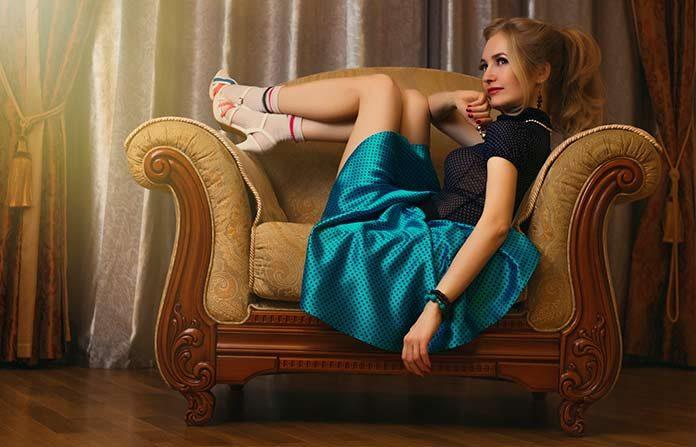 Vestidos Vintage para fiesta