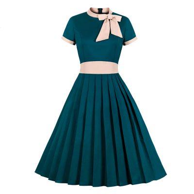 Vestido vintage ejectuvi años 50s