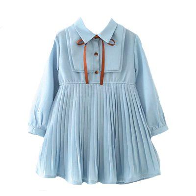 Vestido vintage para niñas punup